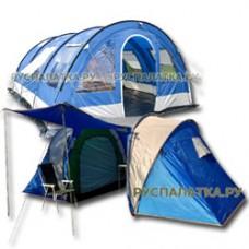 Палатки 4‑местные