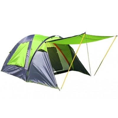 Палатка 3 местная с 2 входами и тамбуром ST-7070