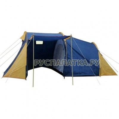 Палатка туристическая 4 местная с тамбуром ST-7100