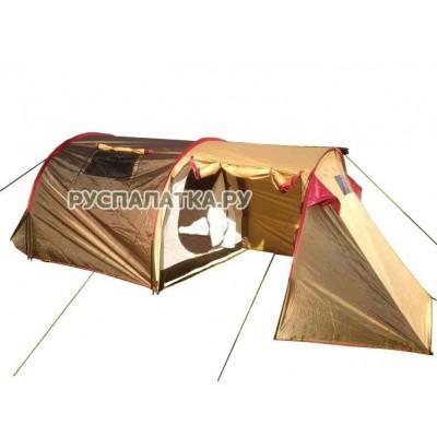 Палатка 4 местная с большим тамбуром ST-9090