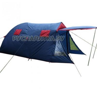 Палатка кемпинговая 4 местная с тамбуром ST-7040