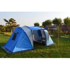 Палатка 2-комнатная 4-местная CW-10 (высокая)