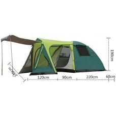 Палатка кемпинговая 4-местная CW-04