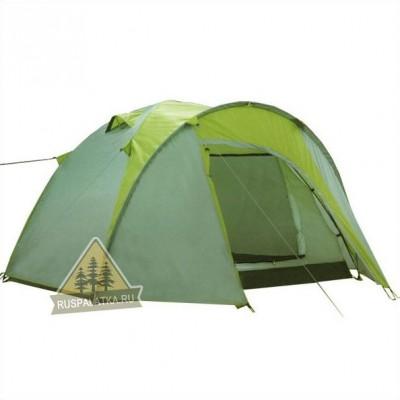 Палатка туристическая 4 местная с тамбуром ST-6770D
