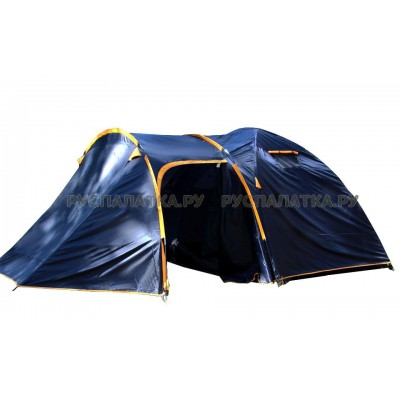 Палатка 6-местная с тамбуром и 2 комнатами ST-6360