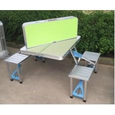 Стол-трансформер 4-местный для кемпинга