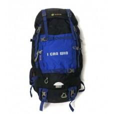 Рюкзак походный 50+5л со спинкой и алюминиевым каркасом