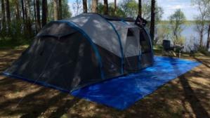 тент под палатку